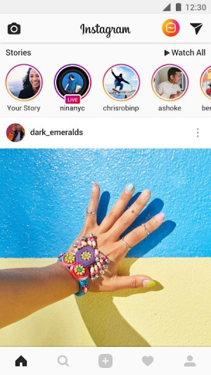 Instagram 200.0.0.0.102 Screen 1