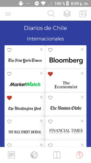 Diarios Chile 3.30 Screen 13