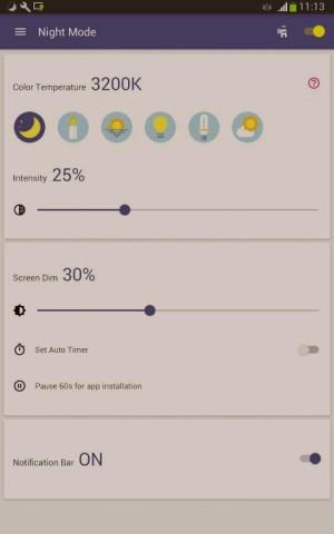 Android Blue Light Filter - Night Mode, Night Shift Screen 6