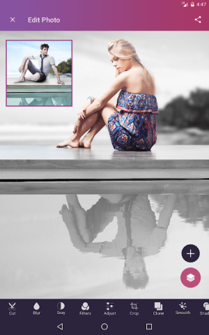Pixomatic photo editor 4.7.1 Screen 11
