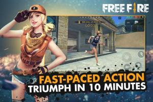 Garena Free Fire 1.21.0 Screen 1