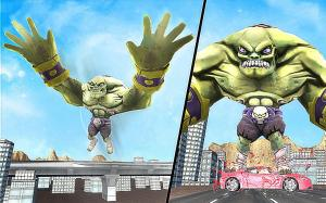 Superhero Incredible Monster Hero City Battle 1.0.12 Screen 2