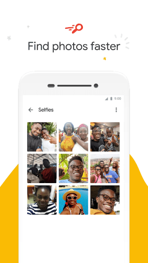 Gallery Go by Google Photos 1.6.0.344748829 release Screen 1