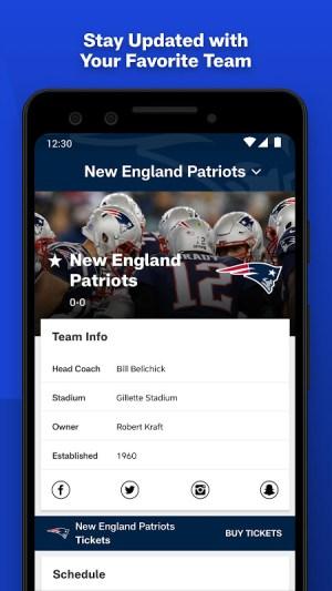 NFL 17.5.0 Screen 13
