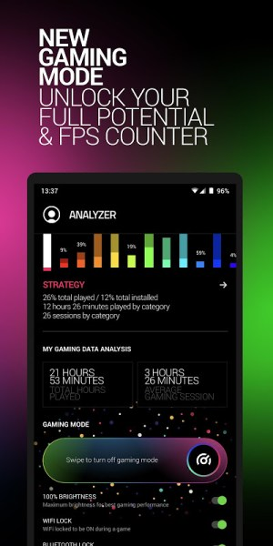 Razer Cortex Games 5.2.702 Screen 1