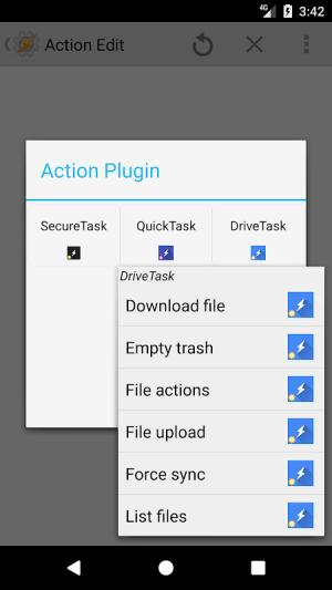 DriveTask 2.2.2 Screen 1