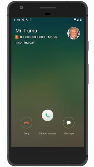 Android Fake Call - Prank Screen 4