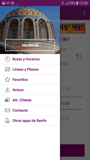 Renfe Cercanias 2.1.4 Screen 4
