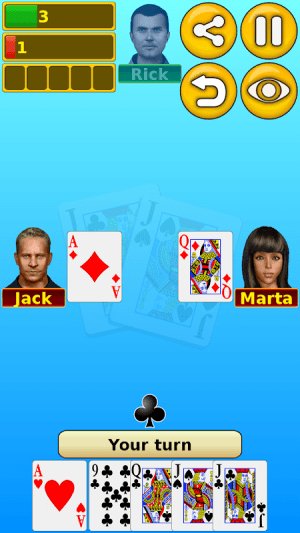 Euchre 1.73 Screen 9