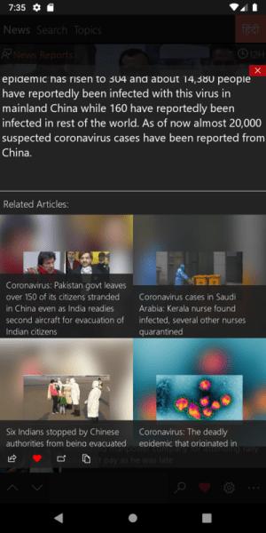 OpIndia 2.1 Screen 3
