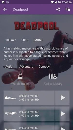 Android Stremio Screen 3