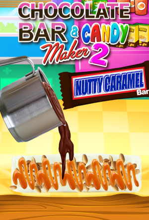 Chocolate Candy Bars Maker & Chewing Gum Games 2.6 Screen 3