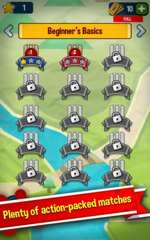 Android Cricket Rockstar : Multiplayer Screen 21