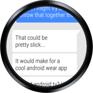 Pulse SMS (Phone/Tablet/Web) 4.6.2.2382 Screen 1
