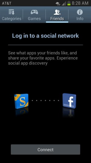 Galaxy Apps 6.6.00.13 Screen 2