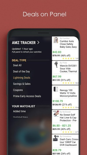 Shopping Assistant for Amazon 1.8 Screen 1