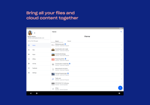 Dropbox: Cloud Storage to Backup, Sync, File Share 184.1.4 Screen 3