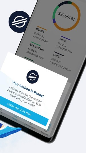 Blockchain Wallet. Bitcoin, Bitcoin Cash, Ethereum 6.27.2 Screen 2