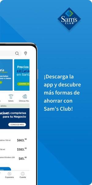 Sam's Club México 10.6.0.0 Screen 2