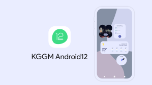 KGGM Android12 for KWGT v2021.Jun.04.14 Screen 1