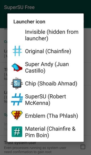 SuperSU 2.82 Screen 8