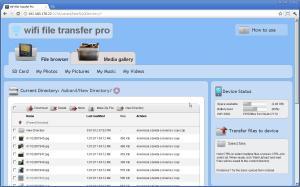 WiFi File Transfer Pro 1.0.9 Screen 5
