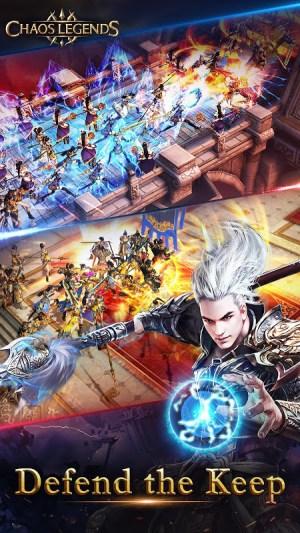 Chaos Legends 1.3 Screen 1