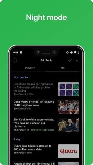 Feedly - Smarter News Reader 81.0.0 Screen 9