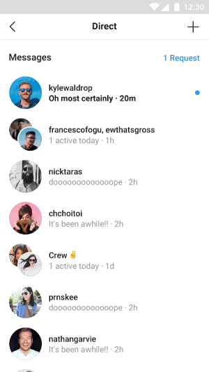Instagram Lite 67.0.0.0.51 Screen 3