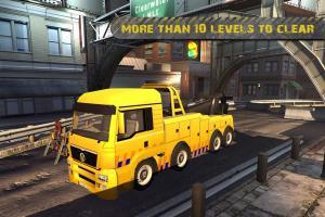 Android City Crane Parking Sim 2014 Screen 3