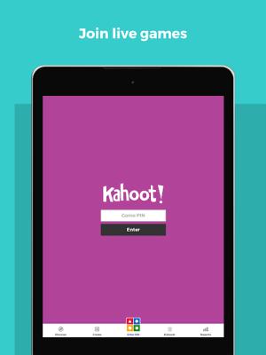 Kahoot! 3.7.6 Screen 8