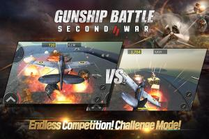 GUNSHIP BATTLE: SECOND WAR 1.11.01 Screen 4