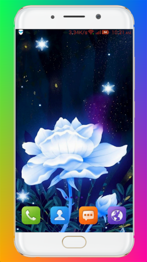 Flower Wallpaper HD 1.11 Screen 15