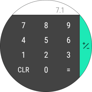 Calculator 7.2.1 (3751426) Screen 3