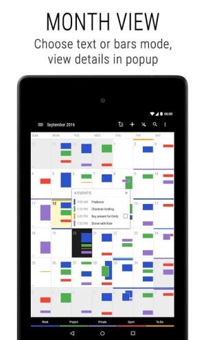 Business Calendar 2 Pro・Agenda, Planner, Organiser 2.37.4 Screen 13
