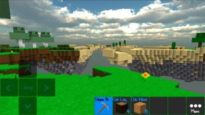 Android Skyblock Craft Screen 2