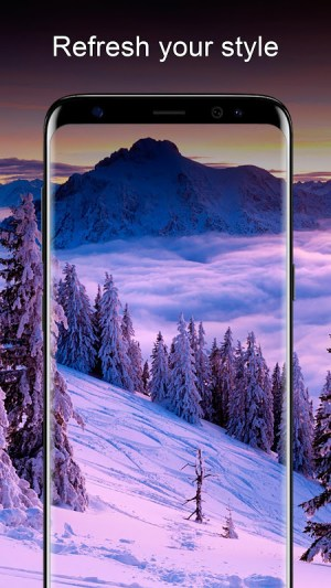 Winter wallpapers HD ❄️ 3.4.2 Screen 4