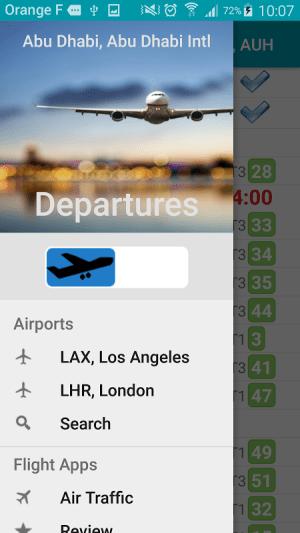 Flight Board 2.3.1 Screen 8