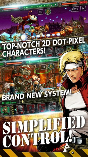 METAL SLUG ATTACK 4.5.1 Screen 1