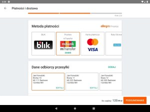 Allegro - convenient and secure online shopping 6.18.1 Screen 10