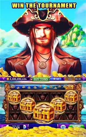 Android Tycoon Casino: Free Vegas Jackpot Slots Screen 3