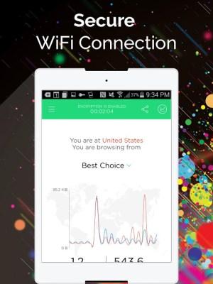 Best VPN - Free Unlimited VPN 1.7.3 Screen 5