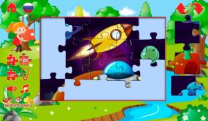 Android Big puzzles for children Screen 2