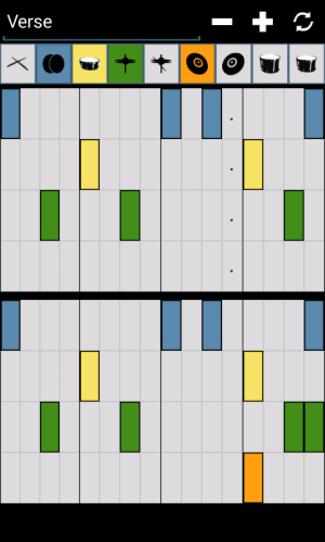 Drum Sequencer 1.0.2 Screen 3
