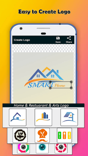 Logo Maker - Logo Creator & Poster Maker New Version Screen 2