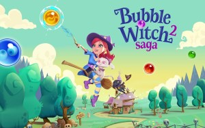 Android Bubble Witch 2 Saga Screen 10