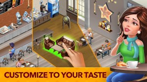 My Cafe: Recipes & Stories - World Restaurant Game 2018.13.2 Screen 5