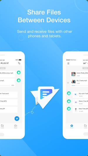 AnyTrans: Send Files Anywhere 3.5.6 Screen 5