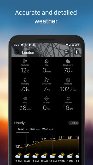 Weather & Widget - Weawow 4.2.8 Screen 6