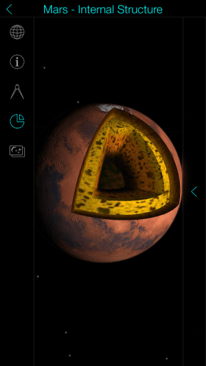 Solar Walk Free - Explore the Universe and Planets 2.4.4.16 Screen 6